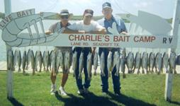 Dr. Horton & Family with Limits of April Trout.