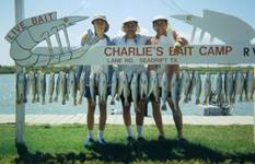 Doug Howerton Crew another limit of Trout - August