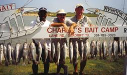 Another limit of Trout for Kris and Blue Bell Boys.