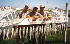 Sidney O'Pry and friends - Limits of Trout - Back Lakes - July