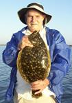Harold Gilmore another 5lb. Flounder (October)